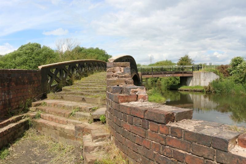 Blackbrook Bridge