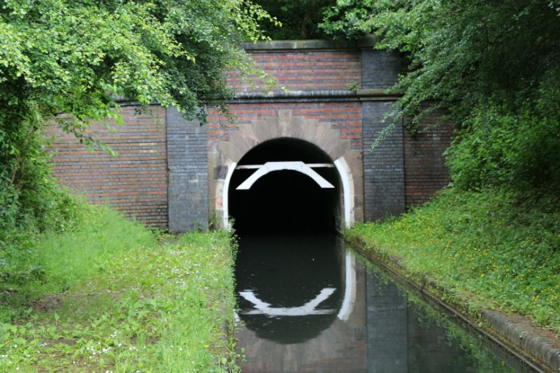Dudley Tunnel (South Portal)