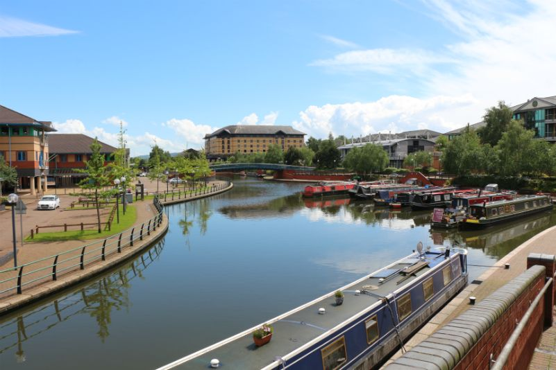 Brierley Hill Waterfront