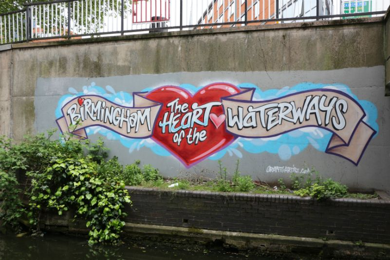 The Heart of the Waterways