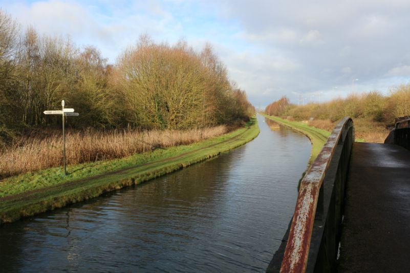 Rushall Junction